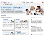 Strona IQProjects.pl